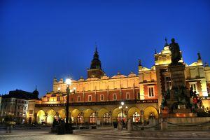 Atrakcje turystyczne na krakowskim rynku